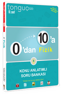 0'dan 10'a Fizik Konu Anlatımlı Soru Bankası