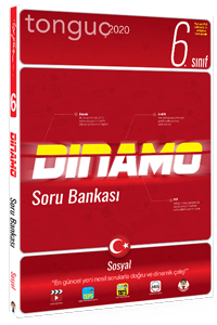 6. Sınıf Dinamo Sosyal Bilgiler Soru Bankası