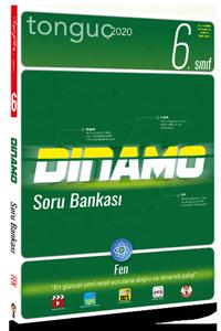6. Sınıf Dinamo Fen Bilimleri Soru Bankası