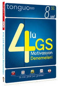8. Sınıf 4'lü LGS Denemeleri