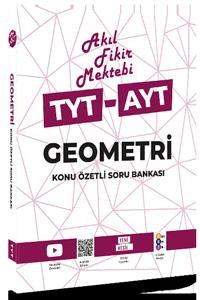 AFM TYT Geometri Konu Özetli Soru Bankası