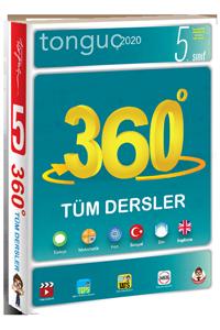 5. Sınıf 360 Tüm Dersler Soru Bankası