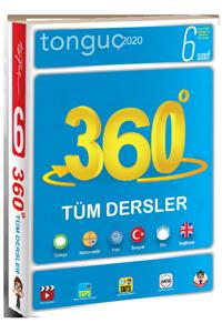 6. Sınıf 360 Tüm Dersler Soru Bankası