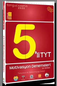 5'li TYT Motivasyon Denemeleri