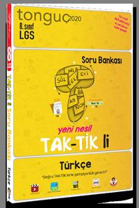 8. Sınıf Türkçe Taktikli Soru Bankası