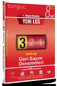 Yeni LGS Geri Sayım Denemeleri-3