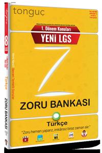 1. Dönem Türkçe Zoru Bankası
