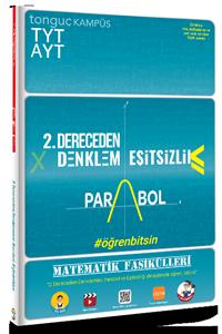 TYT-AYT Matematik Fasikülleri- İkinci Dereceden Denklemler-Parabol-Eşitsizlikler