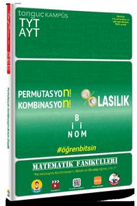 TYT-AYT Matematik Fasikülleri-Permütasyon, Kombinasyon, Binom, Olasılık