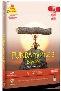 FUNDAmentals Biyoloji TYT Konu Anlatımlı Soru Bankası
