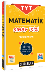 TYT Matematik Sınav İkizi Soru Bankası