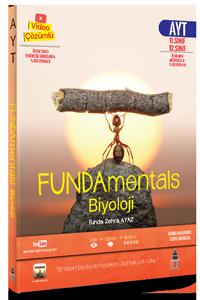 FUNDAmentals Biyoloji AYT Konu Anlatımlı Soru Bankası