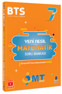 7. Sınıf İMT Matematik Yeni Nesil Soru Bankası