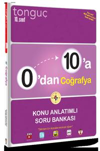 0'dan 10'a Coğrafya Konu Anlatımlı Soru Bankası