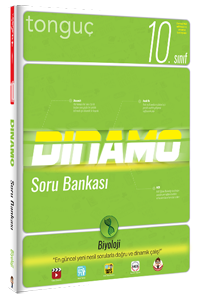10. Sınıf Dinamo Biyoloji Soru Bankası