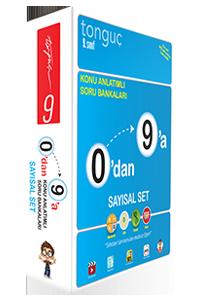 0'dan 9'a Konu Anlatımlı Soru Bankası Sayısal Set