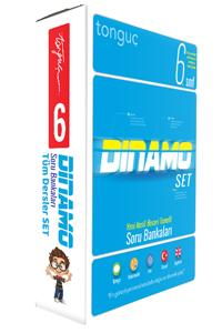 6. Sınıf Dinamo Tüm Dersler Soru Bankası Set