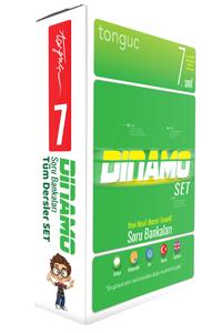 7. Sınıf Dinamo Tüm Dersler Soru Bankası Set