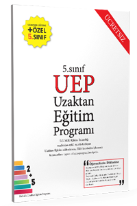 5. Sınıf Uzaktan Eğitim Programı Şubat-Mart