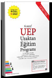 6. Sınıf Uzaktan Eğitim Programı Şubat-Mart