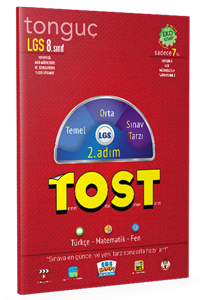 LGS Tost 2 Adım
