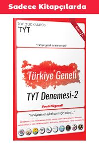 Türkiye Geneli TYT Denemesi - 2