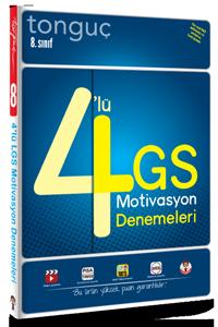 8. Sınıf 4´lü LGS Denemeleri