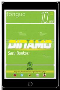 10. Sınıf Dinamo Biyoloji Soru Bankası (Dijital Ürün)