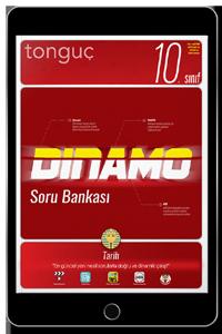 10. Sınıf Dinamo Tarih Soru Bankası (Dijital Ürün)