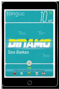 10. Sınıf Dinamo Fizik Soru Bankası (Dijital Ürün)