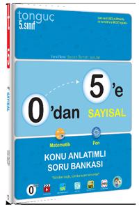 0´dan 5´e Sayısal Konu Anlatımlı Soru Bankası