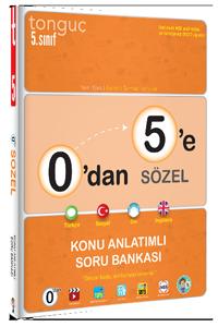 0´dan 5´e Sözel Konu Anlatımlı Soru Bankası
