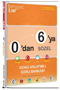 0'dan 6'ya Sözel Konu Anlatımlı Soru Bankası
