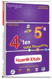 4'ten 5'e Hazırlık Kitabı