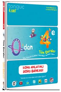 0'dan 4'e Konu Anlatımlı Soru Bankası