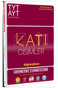 TYT-AYT Geometri Fasikülleri-Katı Cisimler