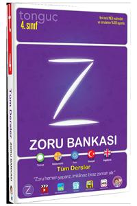 4. Sınıf Tüm Dersler Zoru Bankası