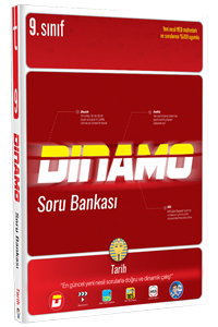 9. Sınıf Dinamo Tarih Soru Bankası