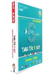 5. Sınıf Taktikli Tüm Dersler Soru Bankası Seti