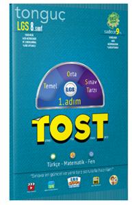 LGS Tost 1. Adım