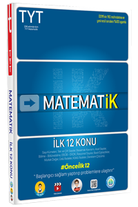 TYT MatematİK İlk 12 Konu Soru Bankası