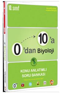 0'dan 10'a Biyoloji Konu Anlatımlı Soru Bankası