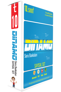 10. Sınıf Dinamo Sayısal Set